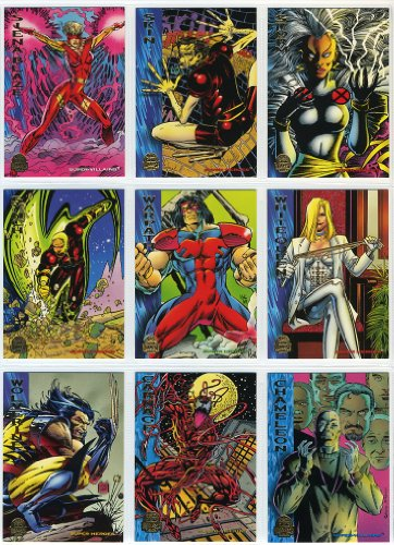 1994 marvel cards price guide