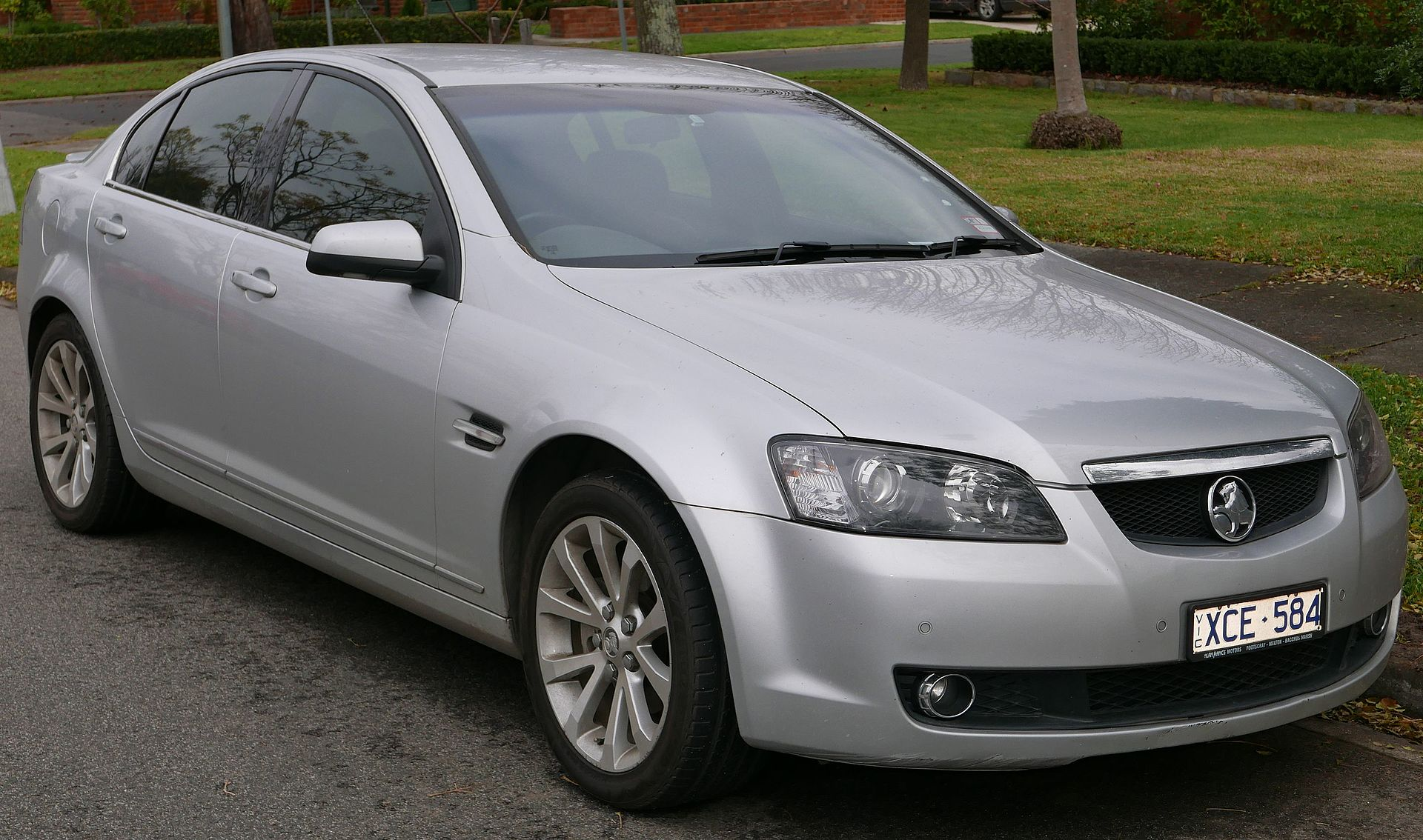 Vf commodore owners manual download
