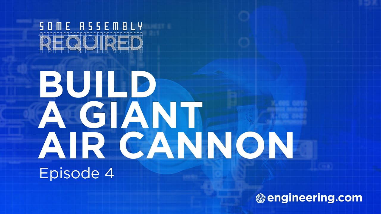 Build your own mech how to make a cannon