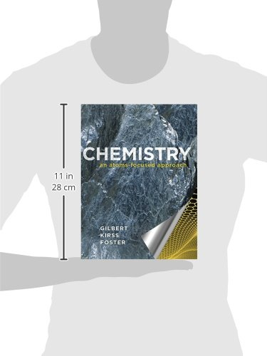 chemistry an atoms focused approach solutions manual