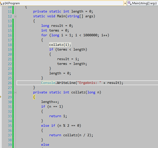 C how to debug with break points