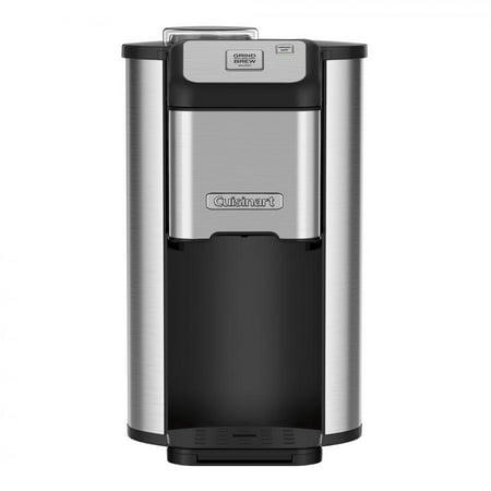Cuisinart single cup grind and brew manual