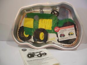 wilton tractor pan instructions