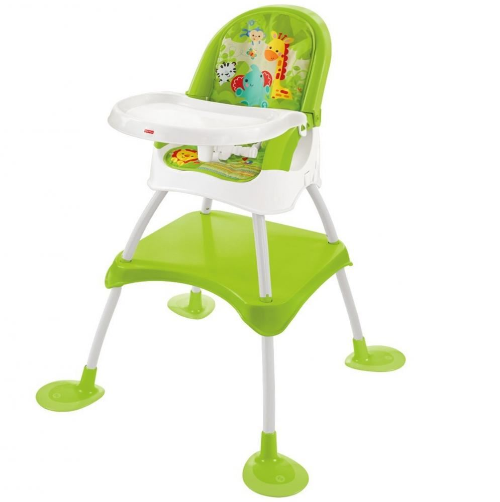 Fisher price high chair instructions