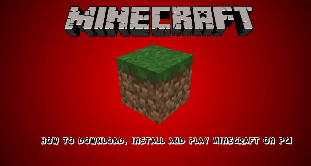 Youtube how to play minecraft on the computer