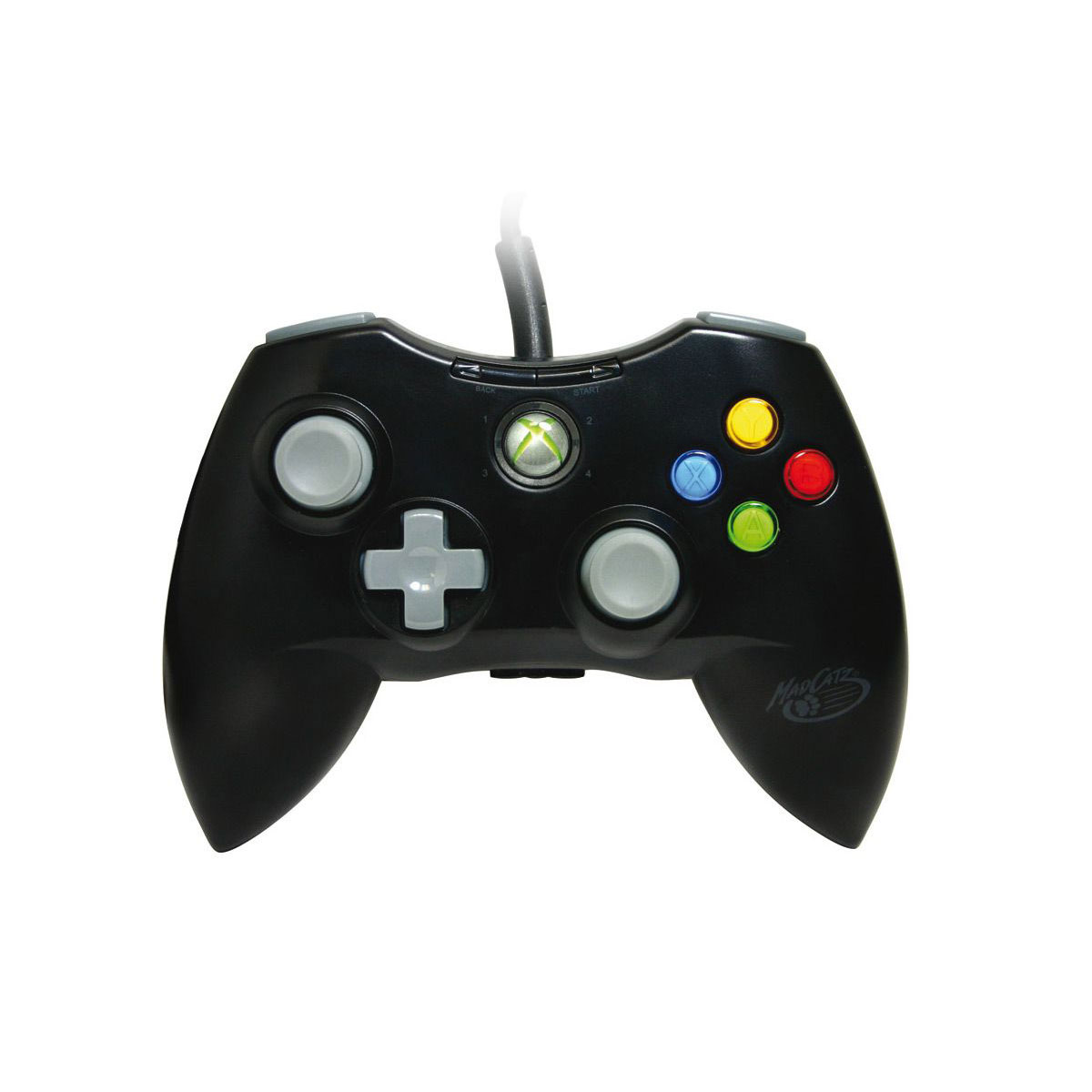 mad catz wireless xbox controller instructions