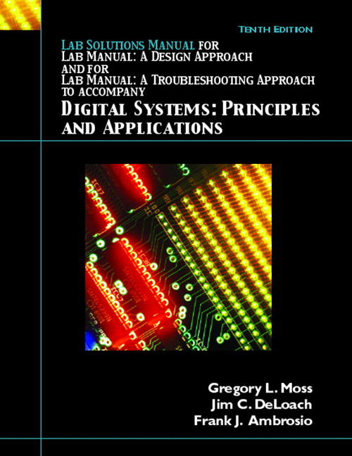 digital systems principles and applications 11th edition solution manual pdf