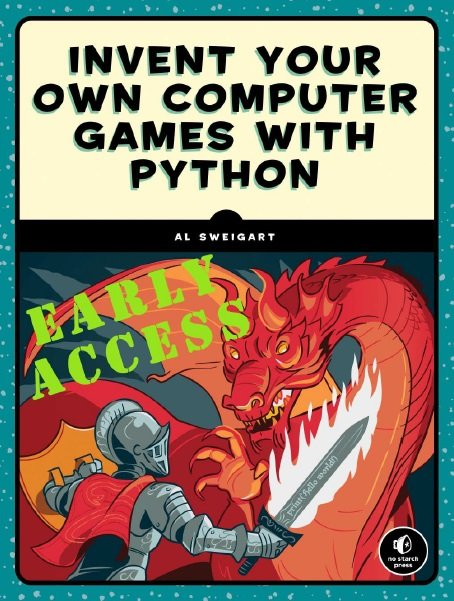 Invent your own computer games with python 4e pdf