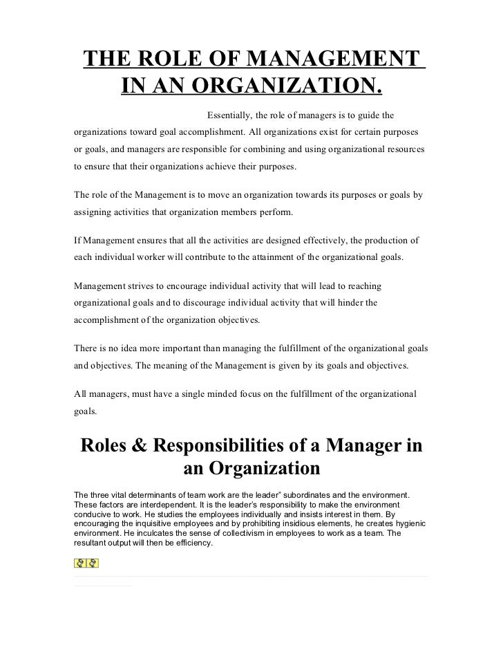 Importance of leadership in an organisation pdf