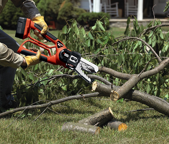black and decker chainsaw instruction manual