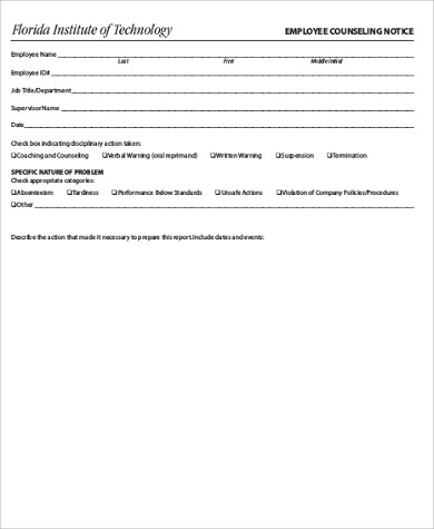 Employee counselling in hrm pdf