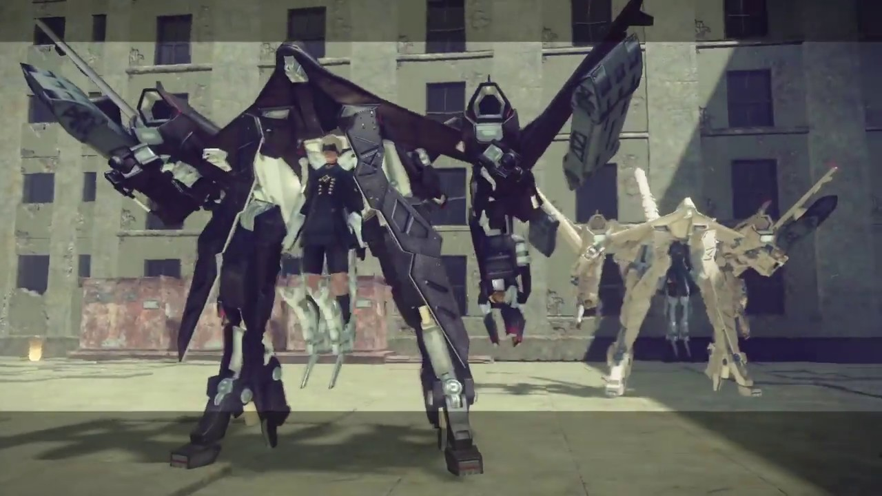 Nier how to start route b