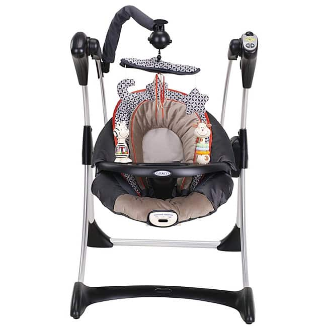 Graco silhouette infant swing manual