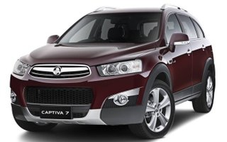 Holden captiva 7 owners manual