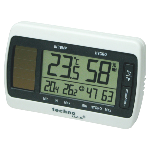 Ll bean solar powered thermometer manual