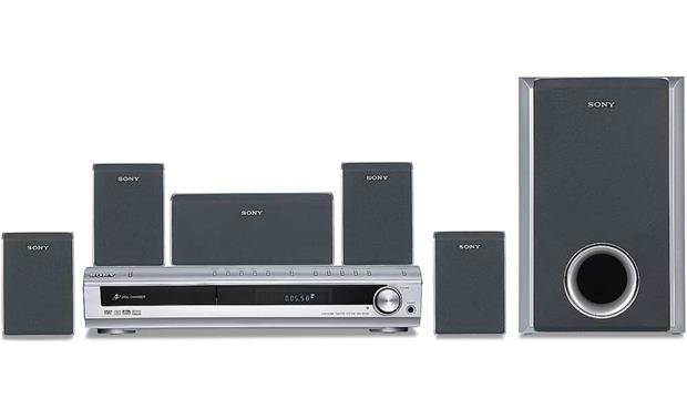 sony 5.1 home theater system manual