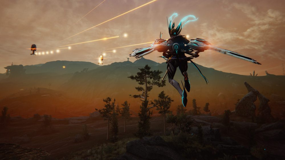 Warframe how to get archwing launcher segment